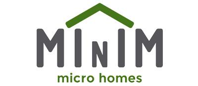 Minim Homes  - Logo