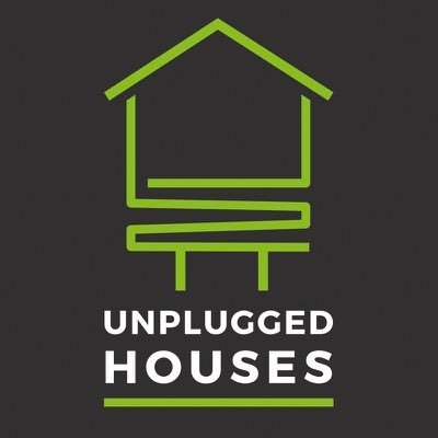Unplugged Houses  - Logo